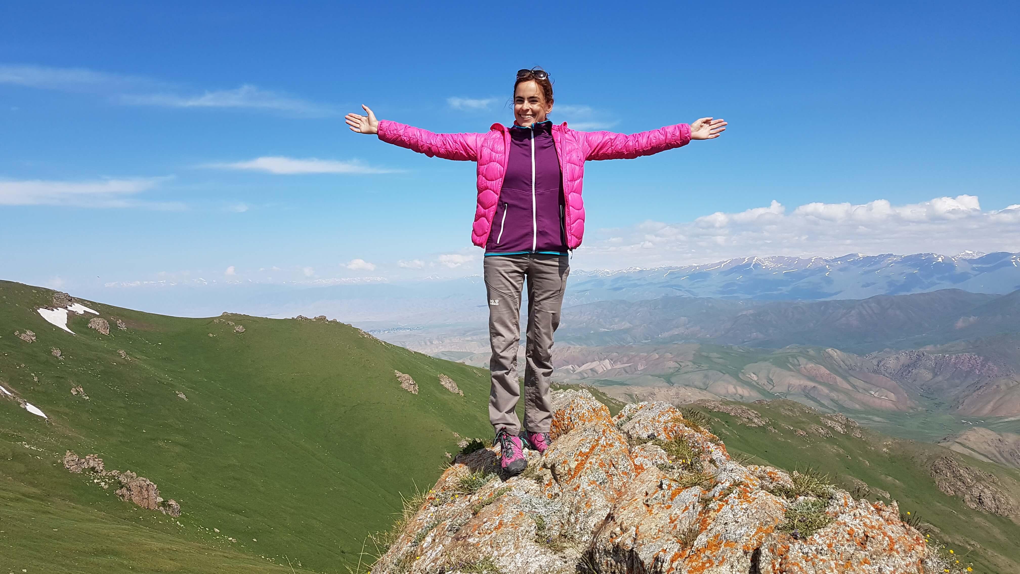 Was du als alleinreisende Frau in Kirgistan wissen musst