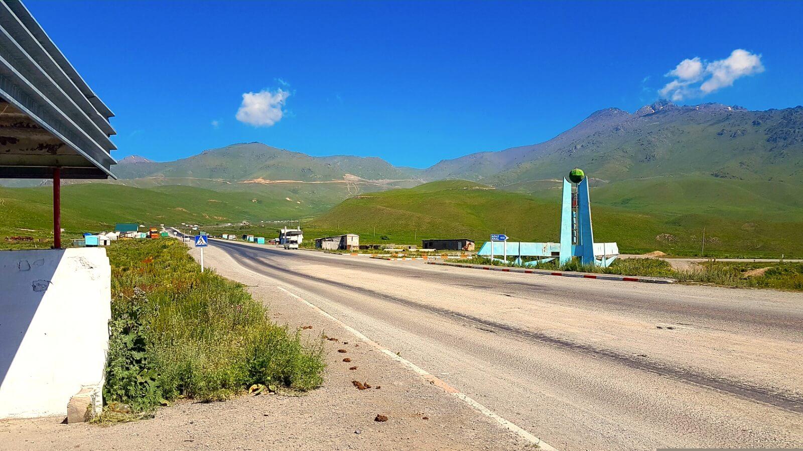 Kirgistan - ein unentdecktes Land voller Berge cover image