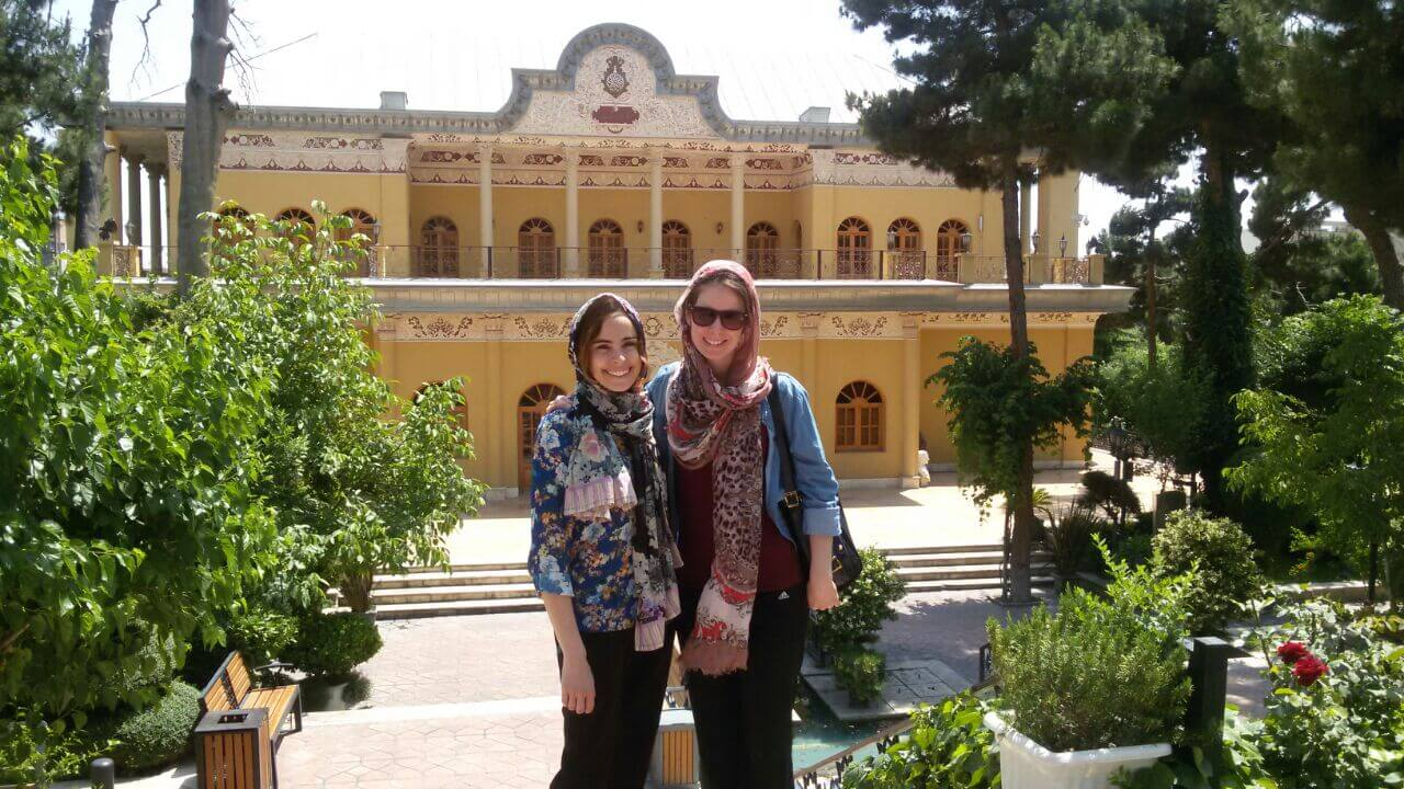 Die Herausforderung mit der Kleiderordnung im Iran