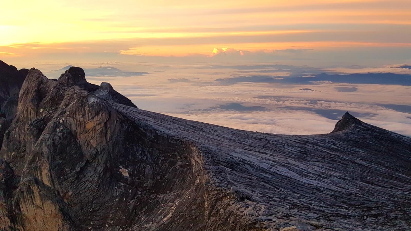 Über den Wolken: Wanderung auf den Mount Kinabalu