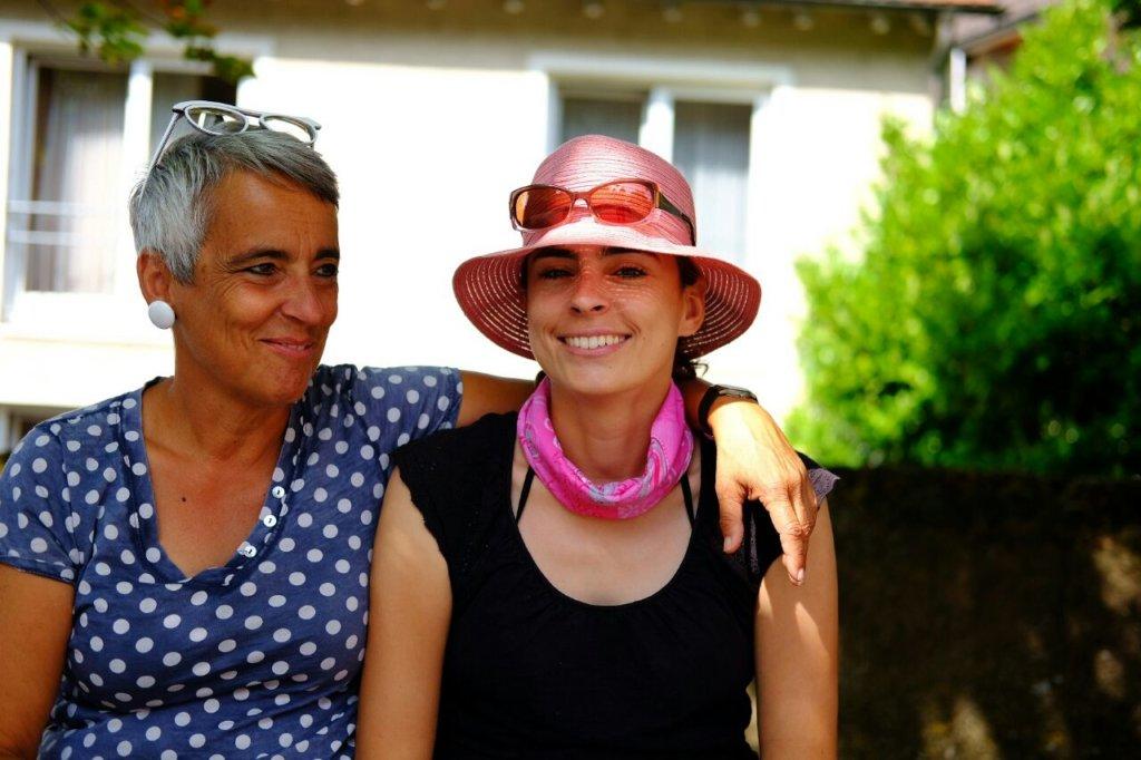 Wie begegnet man als alleinreisende Frau den Ängsten und Sorgen von Eltern und Freunden? Ein Interview mit meiner Mutter.