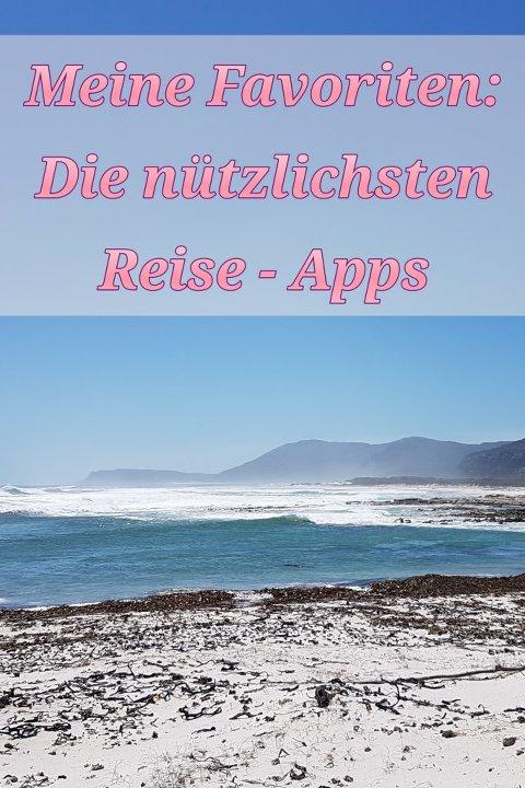 Meine Favoriten: Die nützlichsten Reise-Apps